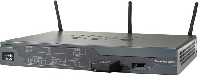 Cisco 881W-GN-E-K9