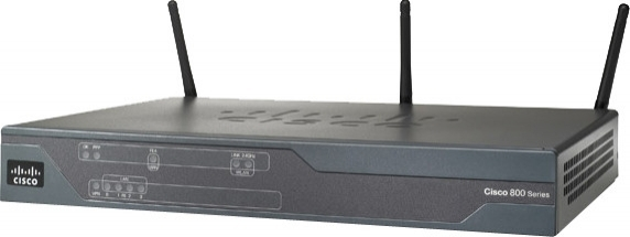 Cisco 861W-GN-E(A, P)-K9