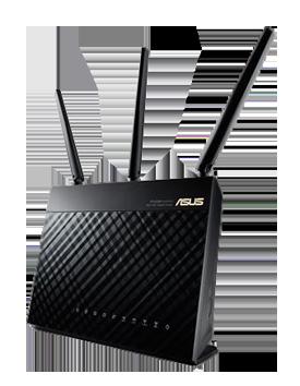 Asus RT-AC68U топ-10