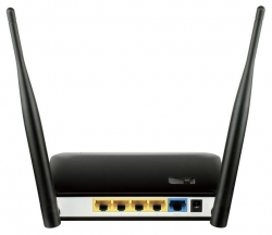 Маршрутизатор D-Link DWR-116 N300 4G/LTE и DSL сети